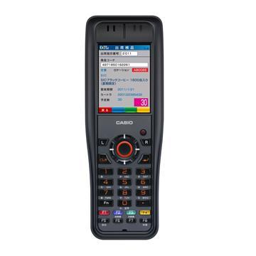 卡西欧CASIO DT-X8  二维 数据采集器 盘点机 PDA 便携充电座