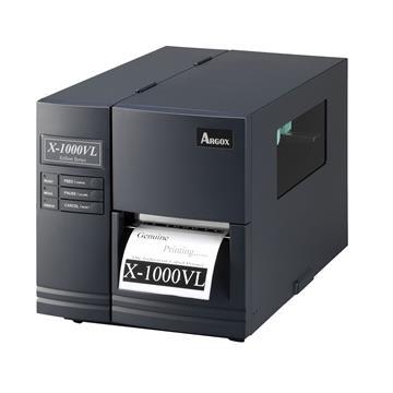 立象Argox X-1000VL 工业标签条码打印机