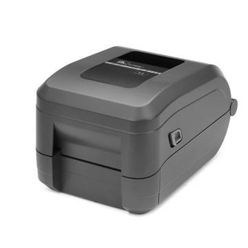 斑马Zebra GT820 203dpi桌面条码打印机 碳带通用 不干胶打印机