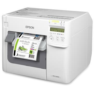 EPSON  C3520 彩色标签打印机