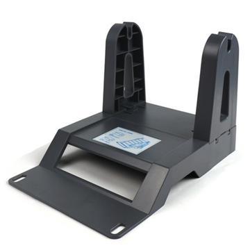 标签打印机托纸架