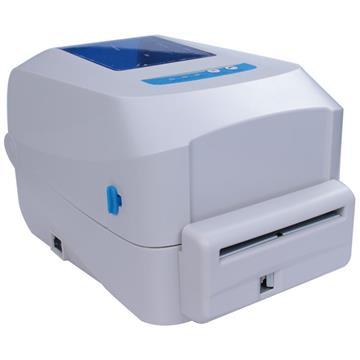 佳博 GP-1624TC 标配切刀二维码不干胶标签打印机