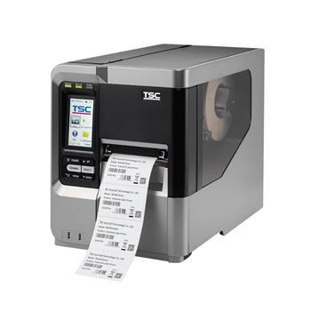 TSC MX640P 重工业级超清标签条码打印机