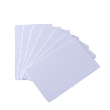 PVC白卡 非芯片卡 证卡打印机专用(单张)